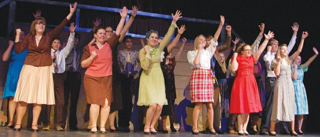 Moffat County High School presents &quot;Footloose&quot;