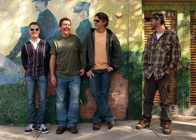 Dorian Vibe, a jam rock band from Denver, returns to Steamboat for a show at Old Town Pub on Saturday. The free concert is at 9:30 p.m.
