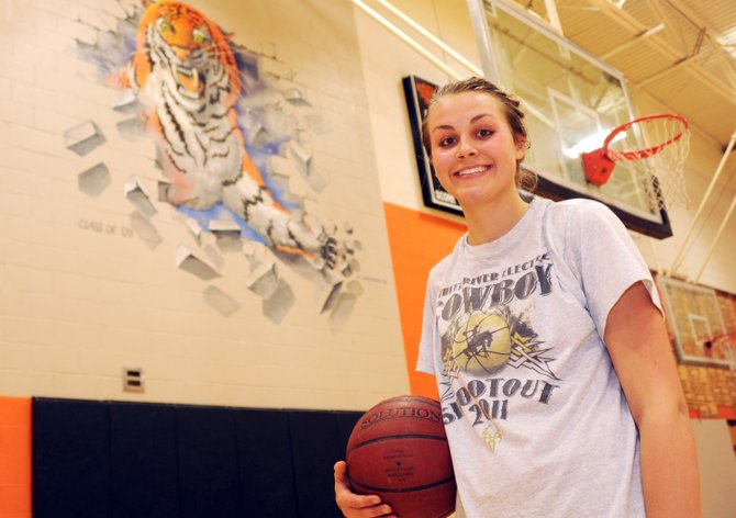 Hayden senior Erin Koehler already has scored more than 30 points twice this season. She said a tough summer of working out, lifting weights and focusing on her shooting contributed to her performance.