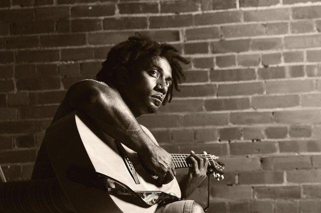 "Wise Katubadrau, or ""100 Doors,"" is a Fijian-born singer-songwriter with a reggae vibe."
