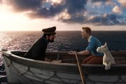 "Tintin (Jamie Bell), right and Capt. Haddock (Andy Serkis) recap their plans while lost in the middle of the ocean in ""The Adventures of Tintin."" The Steven Spielberg-helmed movie is about a young reporter who uncovers a long-lost secret, leading to global travel and interference from some unsavory characters."