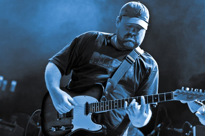 Once a substitute guitarist for Widespread Panic, Nashville-born musician Sam Holt brings the new Sam Holt Band to Steamboat Springs on Saturday for a free show at Old Town Pub.