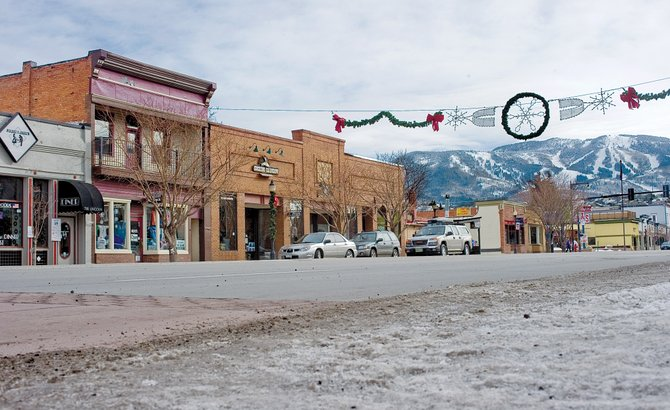 Mainstreet Steamboat Springs is considering asking downtown property owners, business owners and residents to consider a property tax to support a variety of services for the district. While residents would vote for the tax, only commercial property owners would pay it.