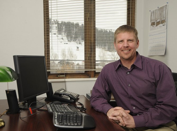Steamboat Springs' new Police Chief Joel Rae is a Colorado native who served in the U.S. Marines for four years before entering law enforcement in 1992.