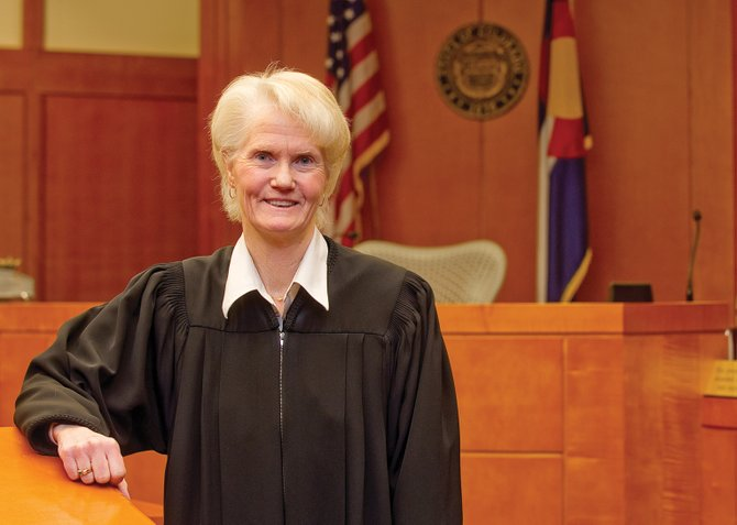 "Since being appointed district court judge in 2006, Steamboat Springs resident Shelley Hill says she has tried ""to do the right thing"" with every opinion she has given. She serves in the 14th Judicial District, which covers Moffat, Routt and Grand counties."