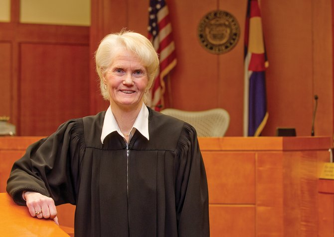 "Since being appointed district court judge in 2006, Steamboat Springs resident Shelley Hill said she has tried ""to do the right thing"" with every opinion she has given. She serves in the 14th Judicial District, which covers Moffat, Routt and Grand counties."