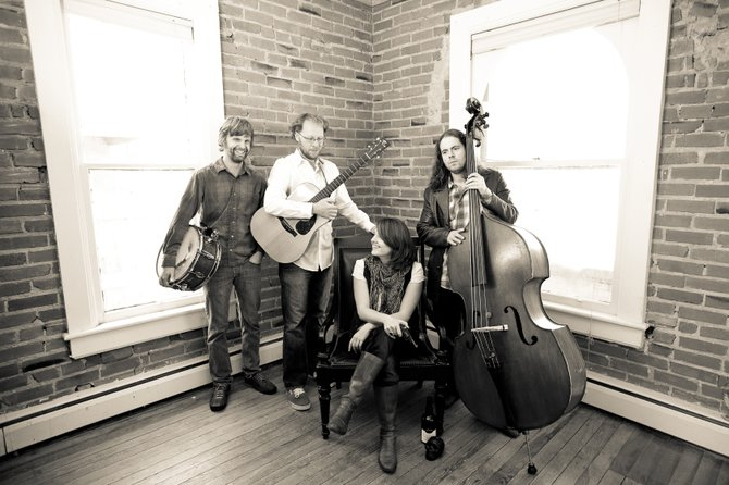Monocle, a neo-acoustic folk band from Boulder, plays a free show at 9 p.m. Saturday at Carl's Tavern.