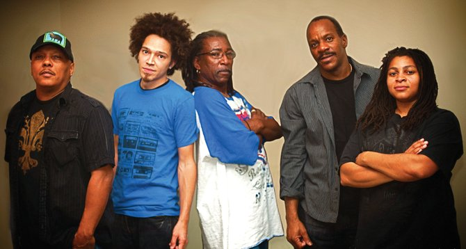 Ivan Neville's Dumpstaphunk will play a free show at 3 p.m. Saturday in Gondola Square at Steamboat Ski Area as part of Ski Mardi Gras. The band features two sons of Neville Brothers members, a double bass attack and a distinctively New Orleans dance party sound.