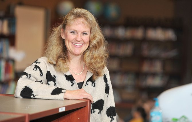 The Steamboat Springs School District on Tuesday selected Tracy Stoddard as the next principal at Strawberry Park Elementary School. Stoddard will replace Celia Dunham, who is retiring at the end of the school year.