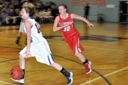 The Moffat County High School boys and girls varsity basketball teams wrap up the regular season Friday in Steamboat Springs. The girls will look to secure a second consecutive shared Western Slope League title while the boys team is playing for bragging rights.