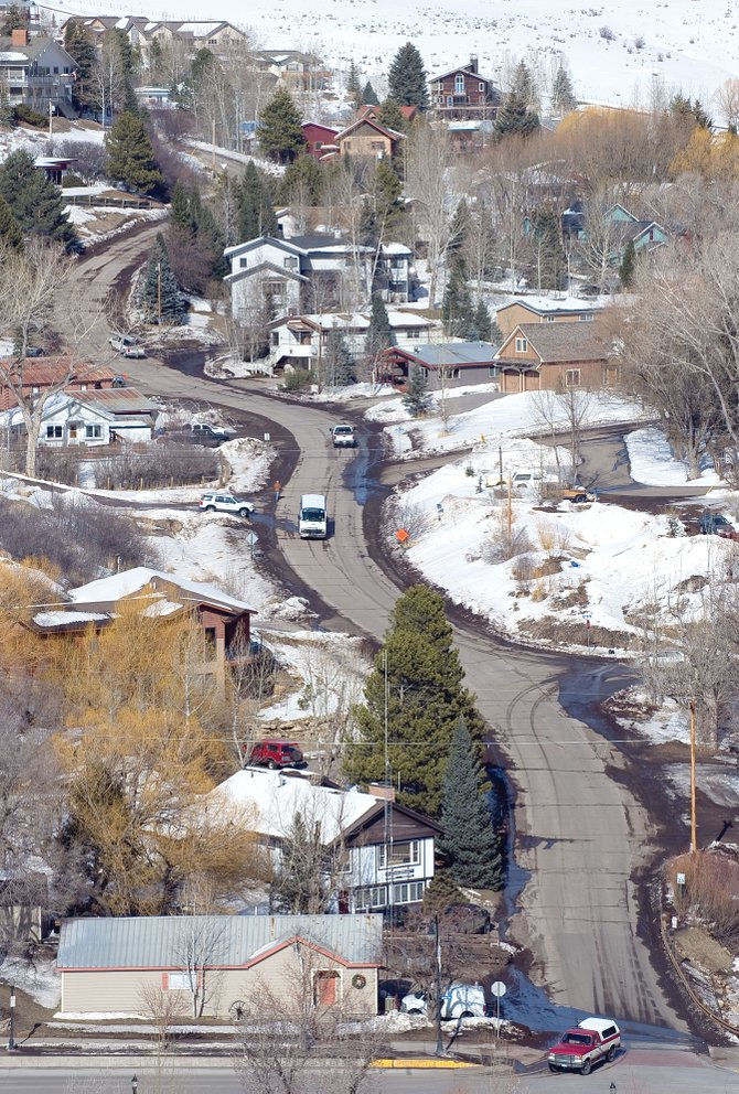 Colorado Mountain College will realign 12th Street as part of the requirement to build a secondary access road to the college to serve the new 60,000-square-foot administrative and classroom building. CMC will host a public meeting about the street realignment March 29.