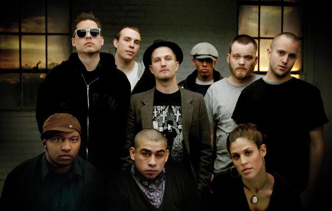 Doomtree, a hip-hop collective from Minneapolis, will play a show at The Tap House Sports Grill today with Denver jamtronic band Signal Path opening. Tickets are $10 on the day of the show.