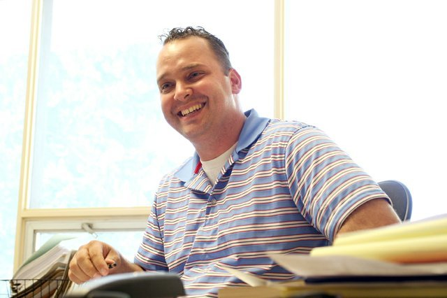 Moffat County deputy district attorney Jon Pfeifer
