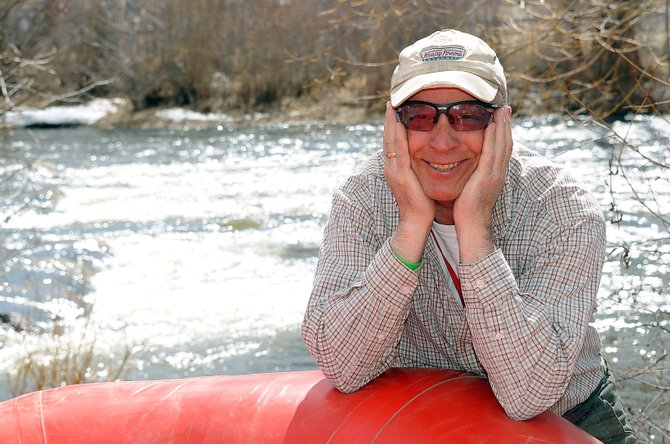 Decades working on the Yampa River in Steamboat Springs have taught Pete Van De Carr there's little he can do but wait and see what happens. A low-snow winter and a warm month of March could melt away the summer river tubing market, a cornerstone of his business.