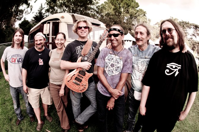 Dark Star Orchestra, a Grateful Dead tribute band, kicks off the 2012 Steamboat Springs Free Summer Concert Series on June 30 at Steamboat Ski Area.