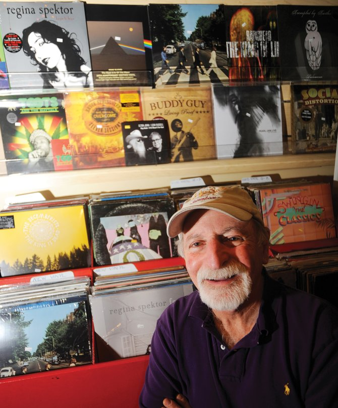 All That Jazz manager and former owner Joe Kboudi has participated in Record Store Day for the past four years.