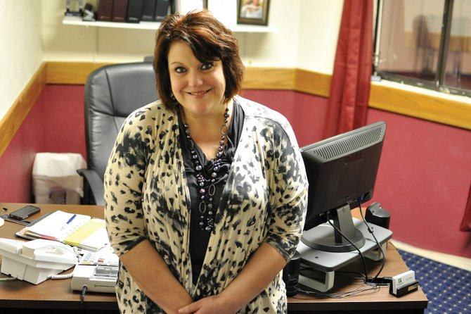Renee Campbell, 48, is the director of sales and marketing at the Holiday Inn of Craig and a volunteer to several nonprofit agencies in the community. While volunteerism is an integral part of her life today, that wasn't always the case, the Hillsdale, Mich., native said. Moving to Craig made the difference.