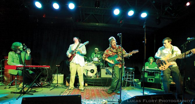 Roots rock band The Congress will play a show 9 p.m. Saturday at Ghost Ranch in downtown Steamboat Springs during the venue's reopening weekend.
