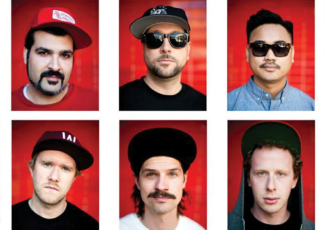 Sweatshop Union, a Canadian hip-hop collective, will play Tuesday at The Tap House Sports Grill. Tickets are $10, and Prime Element and DEF3 open the show.