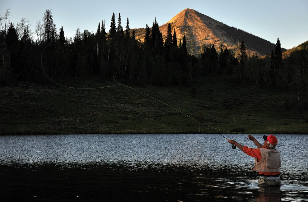 Routt county in photos june 10 steamboat pilot today for World fishing network directv