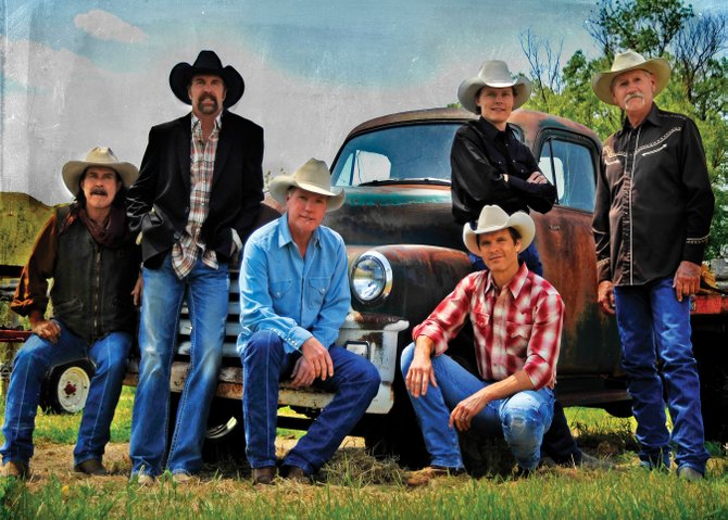 Western Underground, the former touring band for rodeo and country star Chris LeDoux, will be stopping in Steamboat on Friday to perform a concert at the Ghost Ranch. Tickets are $10, and the show starts at 9:30 p.m.