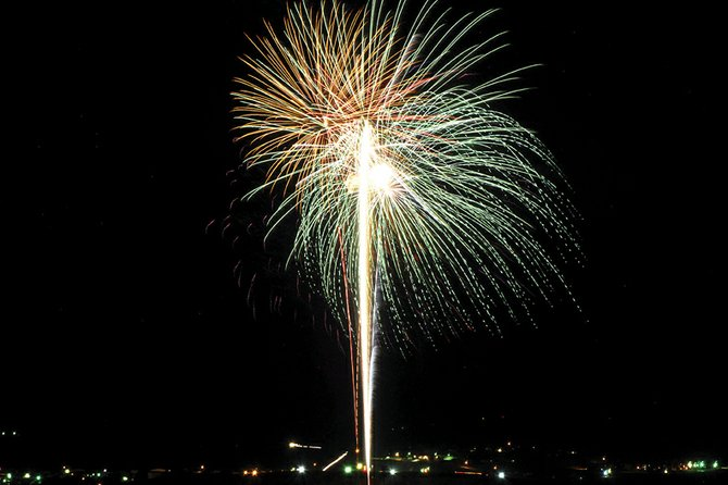 The Craig Rural Fire Protection District Board made the decision over the weekend to cancel this year's Fourth of July fireworks display in Craig. The decision was based on dry conditions being ripe for potential fires. Public perception also factored into the decision, board president Byron Willems said.