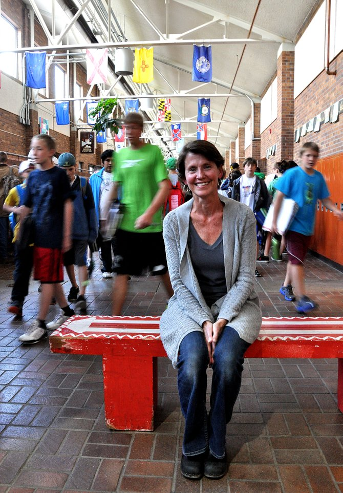Beth Wendler, who was featured in the 2012 Locals section of Steamboat Living magazine, is this year's Steamboat Springs School District Friend of Education. The Steamboat Springs School Board will honor Wendler at Monday's meeting.
