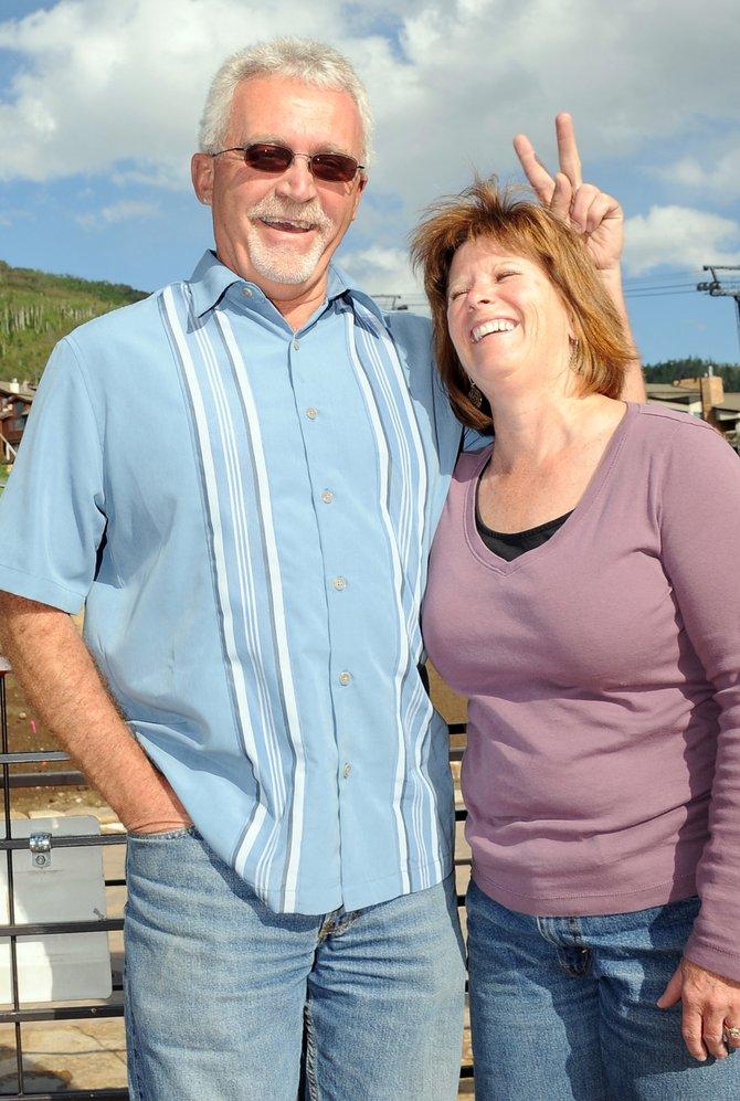 Ulrich and Janet Salzgeber