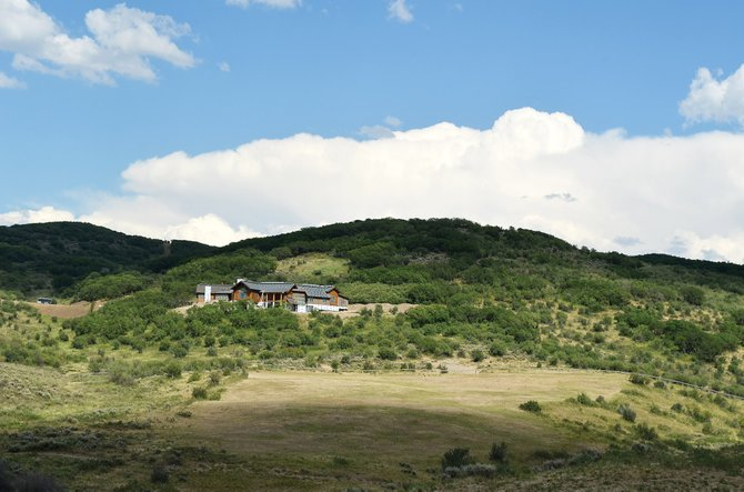 Development managers say many Marabou lot owners are still in mid-career and are waiting until they retire to build their permanent homes at the ranch preservation subdivision west of Steamboat along the Elk River. In the meantime, they make use of six guest cabins on the development.