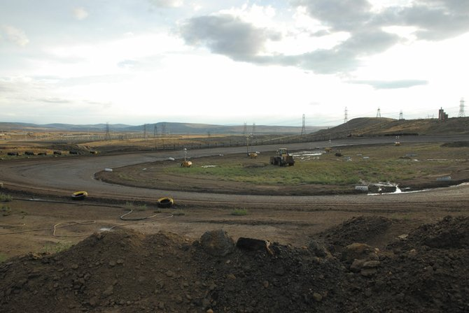 Wet conditions kept drivers off the track Saturday night at Thunder Ridge Motorsports Park. The track was set to host its Hard Rock Nationals Modified race. Thunder Ridge has seen increases in its driver participation in its second season, and will host a state-sanctioned IMCA motocross race in August.