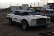 IMCA modified stock cars, like this one raced at Thunder Ridge Motorsports Park Friday night, are the most common type to race at the Craig dirt track. After a modified race was rained out Saturday night, track owner Greg Kolbaba said he is hoping to reschedule it for the weekend of July 28.