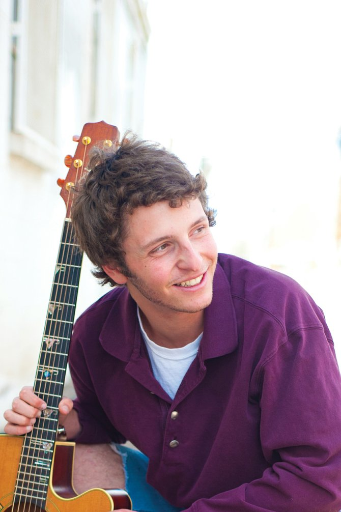 Zach Heckendorf, a recent high school graduate and emerging singer-songwriter, will co-headline this Saturdays installment of the Free Summer Concert Series with Colorado rock band the Samples.