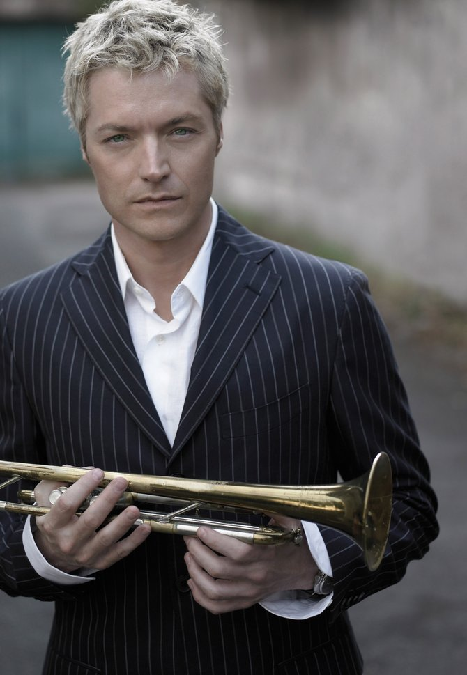 Chris Botti will perform Friday at Strings Music Festival.