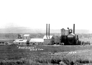 The Texaco oil refinery was a fixture in Craig from 1926 to 1947. Waste from the facility has been linked to soil and groundwater contamination on the west side of Craig, according to a report from the Colorado Department of Public Health and Environment.
