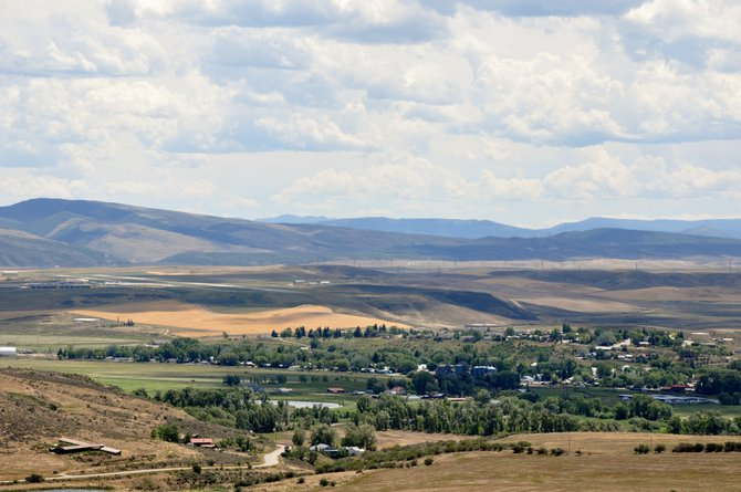 The Sleeping Giant Group is pitching a casino to a Hayden that is much different economically than it was the last time a casino failed to move in there in 1999. The investors are hoping to put the casino near Yampa Valley Regional Airport (pictured at left), just a few miles east of downtown Hayden.