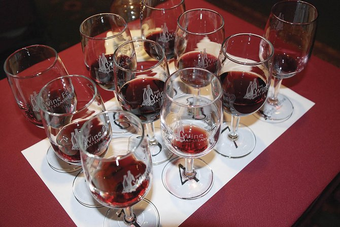 The ninth annual Steamboat Wine Festival is scheduled for Aug. 1 to 4.