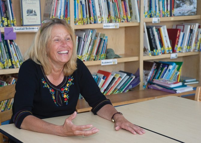 Nancy Spillane will take over as interim head of school for Denver's elite Paddington Station School, a private preschool and kindergarten.