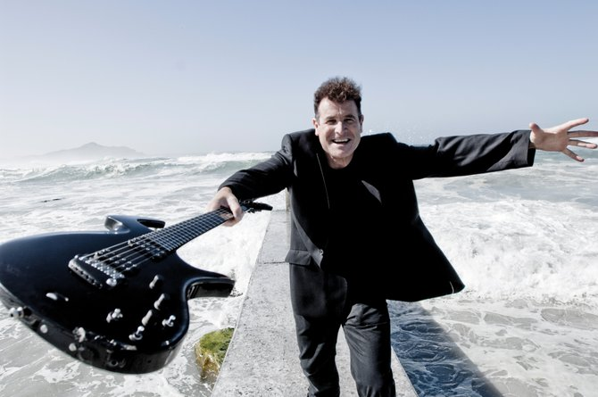 South Africa's Johnny Clegg fuses world African beats with a message of world peace and hope in his Strings Music Festival Different Tempo performance at 8 p.m. Friday. Tickets are $47 and are available at www.stringsmusicfestival.com or by calling 970-879-5056.
