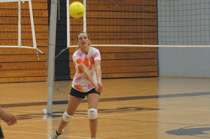 The Moffat County High School girls volleyball team participated in two camps and led another for middle school girls this summer. The Bulldogs' first practice will be Monday, and the season begins with a tournament Aug. 31 in Glenwood Springs.