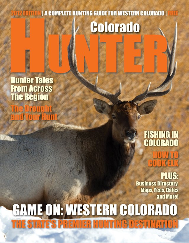 2012 edition of Colorado Hunter