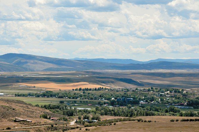 The Sleeping Giant Group is pitching a casino to a Hayden that is much different economically than the last time a casino was proposed in 1999. The investors are hoping to put the casino near Yampa Valley Regional Airport — pictured at left — just a few miles east of downtown Hayden.