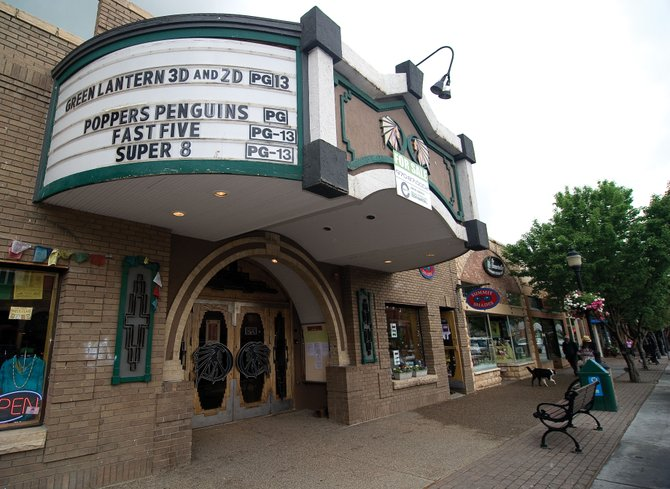 The Chief Plaza Theater, operated by Carmike Cinemas, is closing its doors Sept. 6 in downtown Steamboat Springs. The lease for Carmike Cinemas is up Oct. 1, and the early closing date leaves the company time to pack up.