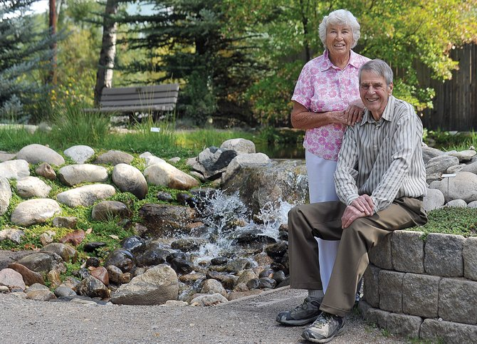 Bob and Audrey Enever will be honored with the city of Steamboat Springs Heritage Award on Sunday for their service to the community during the past 40 years.