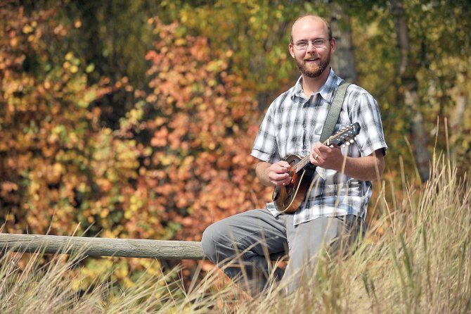 Local musician Michael Jonas is working hard to make his mark in Steamboat Springs. Jonas, a bluegrass musician who moved to Steamboat almost a year ago, will be debuting his band, the Wayward Mountaineers, on Wednesday at Carl's Tavern.