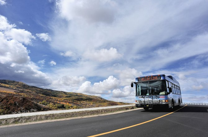 The city's 2013 budget proposal includes $350,000 worth of cuts to free bus service and would eliminate the yellow line, scale back evening summer bus service and eliminate nine full-time driving positions. The Steamboat Springs City Council will weigh in on the proposal during a budget retreat Tuesday.