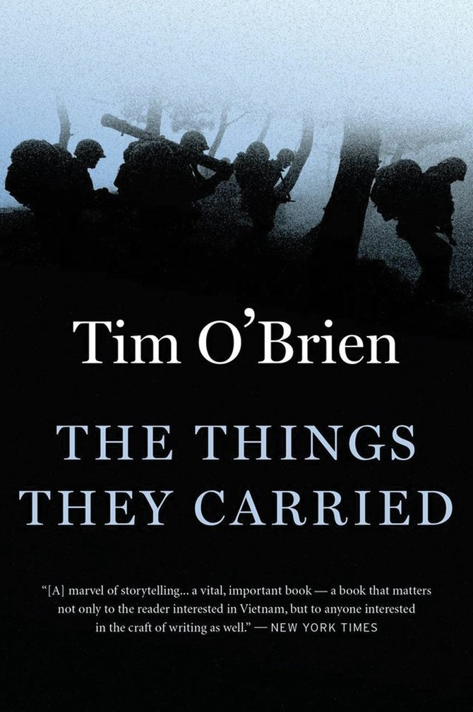 "Bud Werner Memorial Library launches One Book Steamboat on Monday, a monthlong community read focused on the Vietnam War through the lens of Tim O'Brien's novel ""The Things They Carried."" Several community events based on the book are scheduled for October and November."