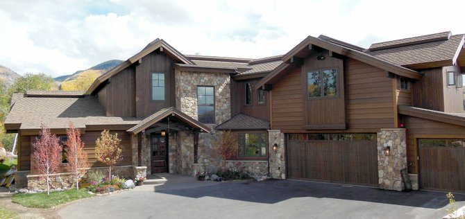The home sale at Boulder Ridge, scheduled to close Tuesday, represents the second developer sale there in 13 months. Two building lots have sold, and two more are under contract.