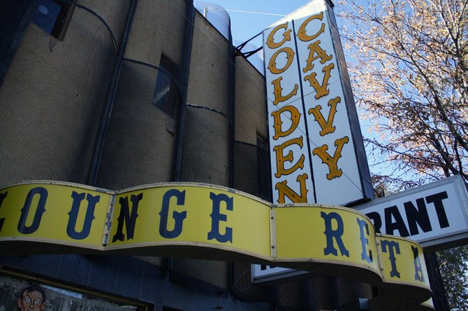 The Golden Cavvy Restaurant and Lounge closed its doors Tuesday after more than 50 years in business in Craig.