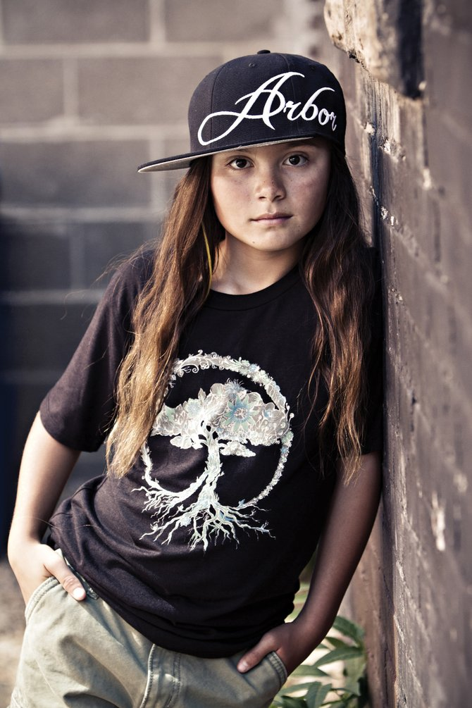 Jaden Carlson, an 11-year-old guitarist and songwriter from Boulder, will play her first official show in Steamboat Springs on Friday night at Old Town Pub.