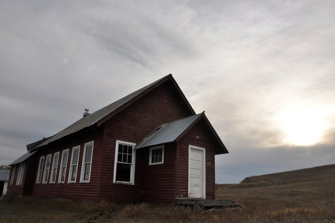 Starting in the 1950s, the Cow Creek Schoolhouse went from being a one-room schoolhouse to a community center. Many Routt County residents fondly remember attending dances and parties in the building southwest of Steamboat Springs.